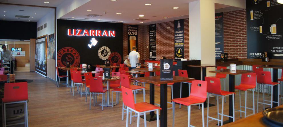Foto: Lizarran situado en el hotel ibis Madrid Arganda. (Lizarran)