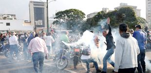 Post de La comunidad internacional dibuja dos caras sobre el alzamiento militar en Venezuela