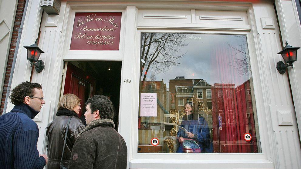 Las deudas y el turismo masivo ahogan a las prostitutas de Ámsterdam