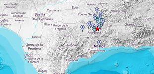 Post de El IGN detecta nuevas réplicas de seísmo en Almuñécar, Málaga, Torrox y Vélez