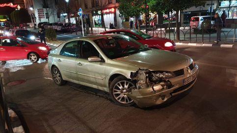 La exedil socialista de Pinto choca con tres coches y da positivo tras la comida navideña