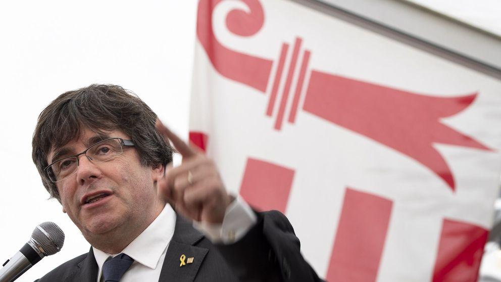 Puigdemont celebra la Diada de Gibraltar