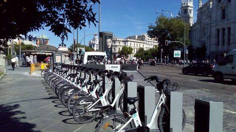 BiciMad hace frente a los cacos: de 656 a 276 robos o cuando las bicis aparecían en Grecia