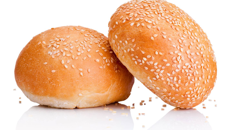Pan para hamburguesas. (iStock)