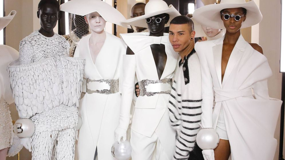 Foto: Balmain. (Cordon Press)
