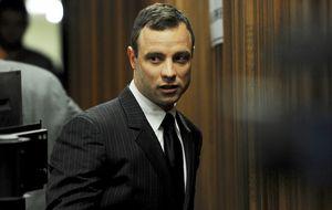 La juez concluye que la novia de Oscar Pistorius no fue asesinada premeditadamente