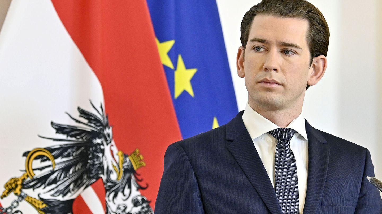 Sebastian Kurz, primer ministro austriaco. (Reuters)