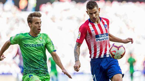 La rebelión de Lucas Hernández pone a prueba a Gil Marín y Cerezo en el Atlético