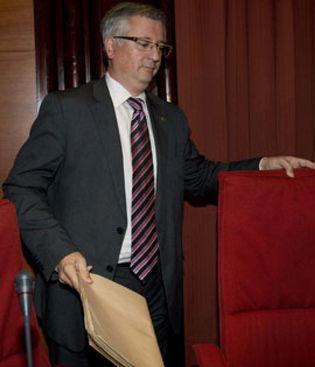 Foto: Xavier Martorell dimite como director de Prisiones de la Generalitat por su relación con Método 3