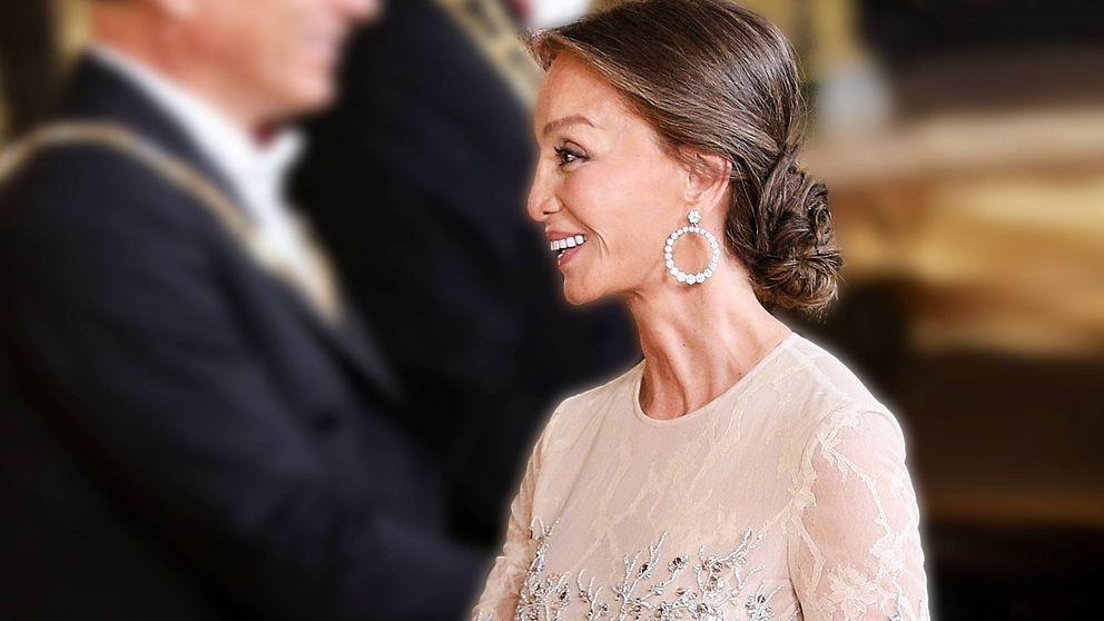 Isabel Preysler, anfitriona de Perú con más de 20.000 euros en joyas