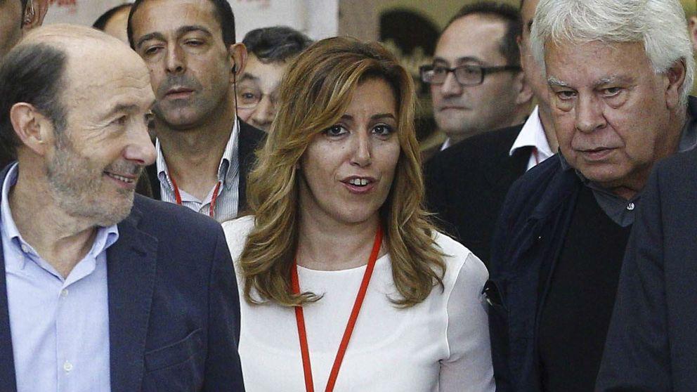 IU acusa a González de provocar el adelanto hacia el pacto PSOE-PP