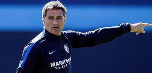Post de Las cinco razones por las que el Málaga (aún) no ha despedido a Míchel