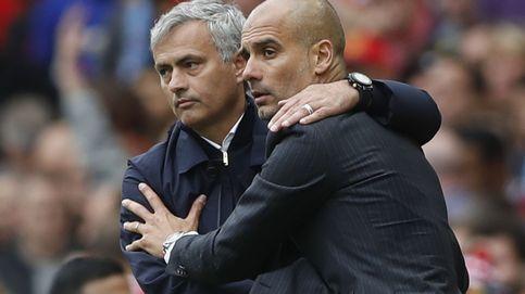 Guardiola regresa a Old Trafford y Mourinho no puede ni salir de su hotel