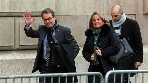 Los puntos oscuros del juicio a Mas: disimulo, cintas de vídeo y  mentiras