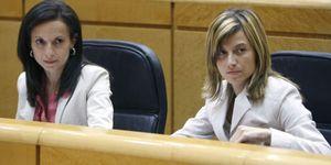 Aído y Corredor no cobrarán su indemnización al destituirlas como ministras