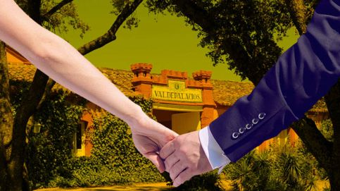 12 detalles desvelados de la boda 'búnker' de Rocío Carrasco