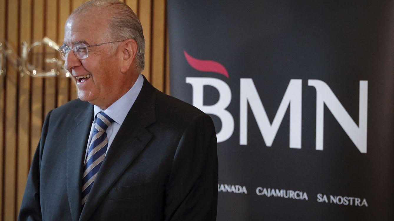 Carlos Egea, ex presidente de BMN, abandona las funciones ejecutivas en Bankia