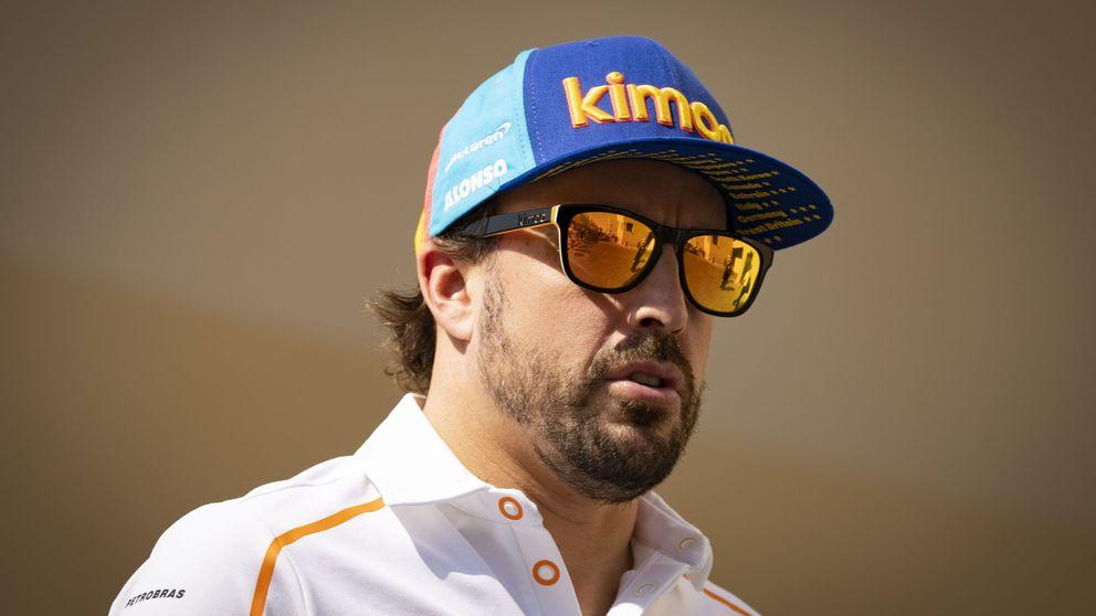 Fernando Alonso correrá el Dakar... y otros castillos en el aire