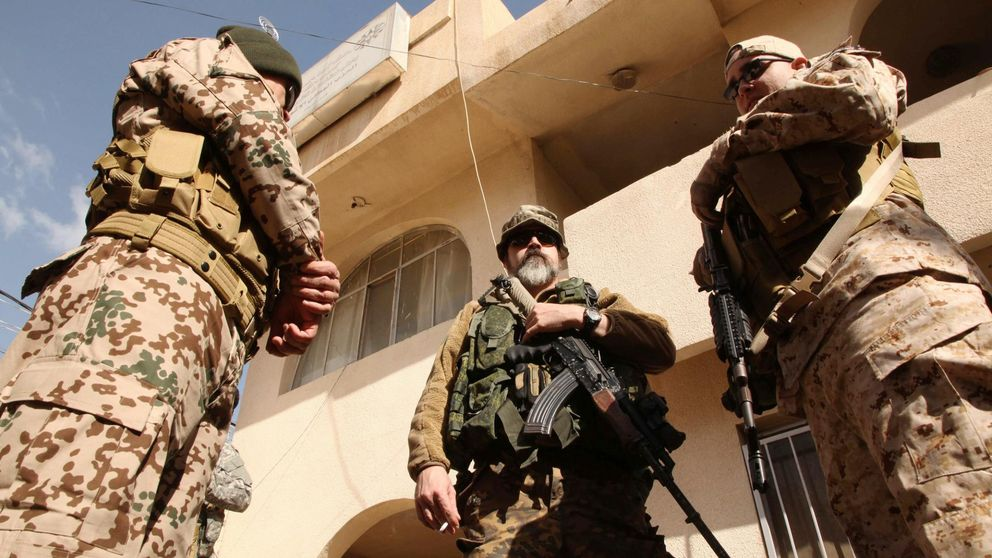Así fabricó la prensa mundial a los héroes occidentales contra el Estado Islámico