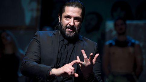 Rafael Amargo explica el motivo de su plantón a Jorge Javier en 'Sábado Deluxe'