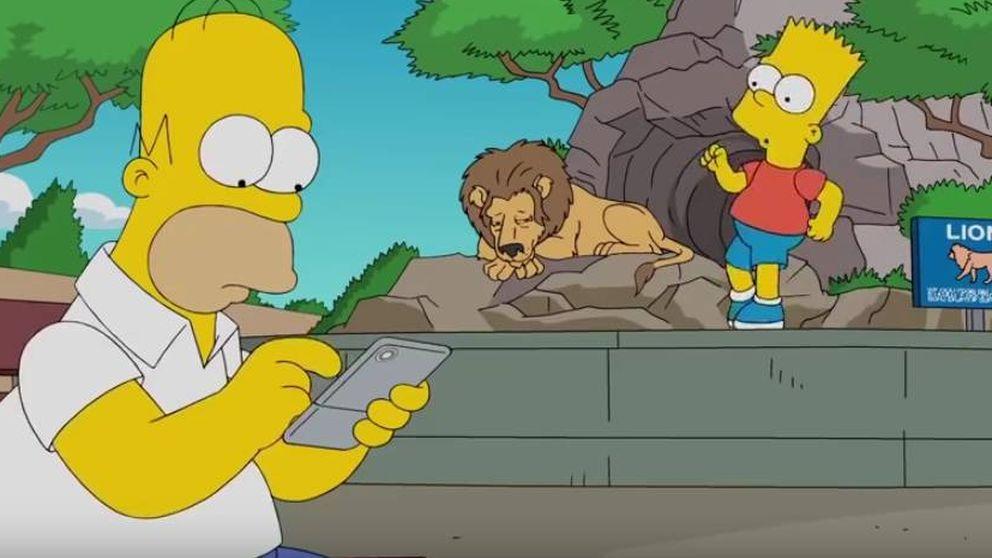 Pokémon Go llega a 'Los Simpson': la aplicación conquista a la mítica serie