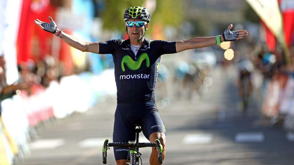 Valverde vuelve a brillar en el Muro de Huy para llevarse la Flecha Valona