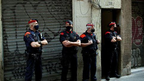 Desaparece 1 kilo de cocaína en una comisaría de los Mossos en Girona