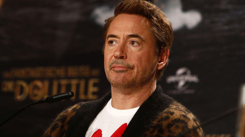 Robert Downey Jr., en una imagen reciente. (Reuters)