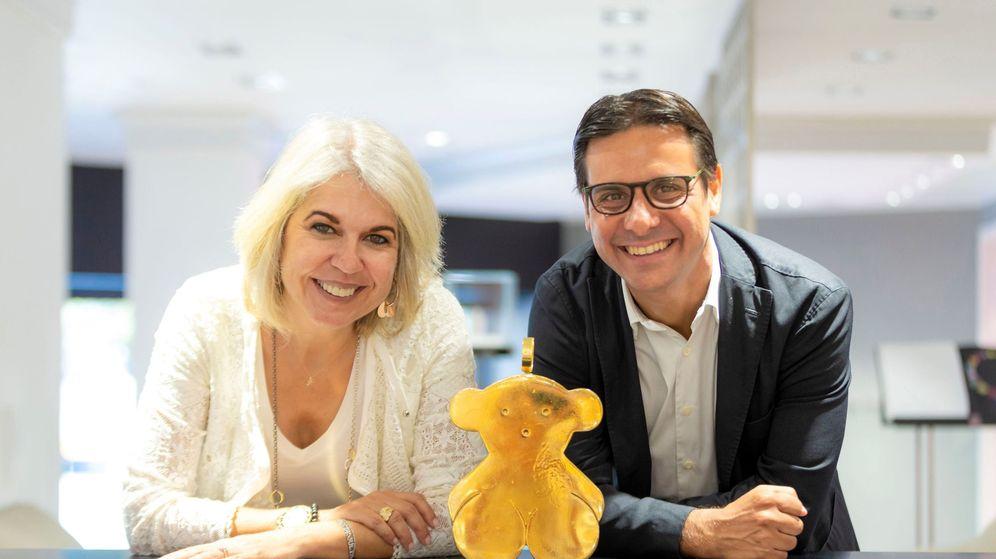 Foto: La presidenta de la compañía, Alba Tous, y el consejero delegado, Carlos Soler-Duffo