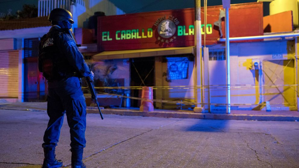 La masacre en un bar de México deja al menos 28 fallecidos