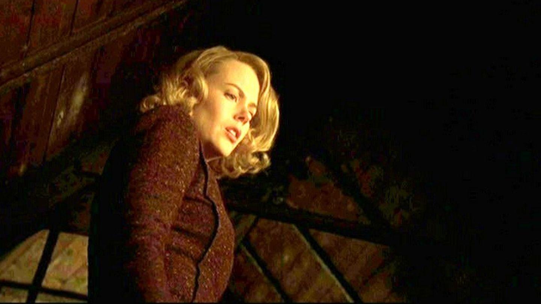 Nicole Kidman, en una imagen de 'Los Otros' de Amenábar