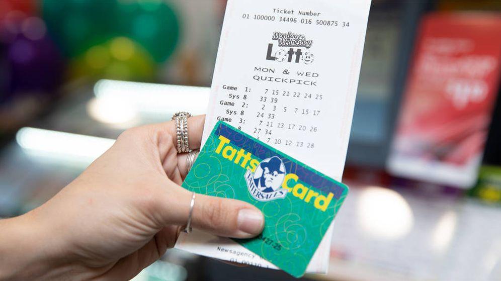 Foto: Ha ganado más de un millón de dólares australianos gracias a un sueño de hace 13 años (Foto: The Lotto)