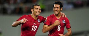 Egipto vs Ghana: fútbol de salón frente a fútbol de pelea