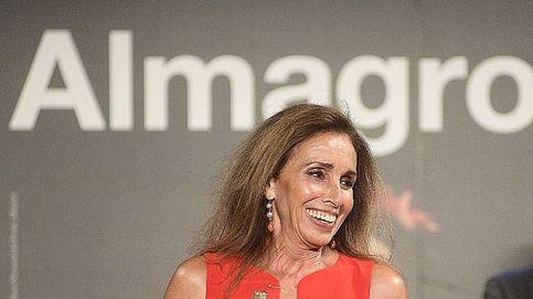 Ana Belén en Almagro: de su look Letizia a la broma picante de María Barranco