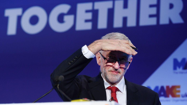Jeremy Corbyn. (EFE)