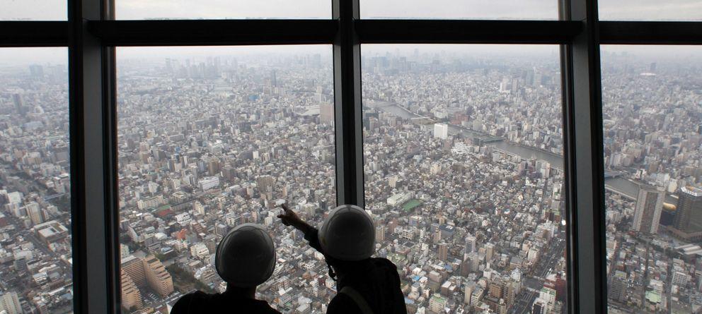Foto: Las megaciudades como Tokio presentan nuevos retos sociales y medioambientales para sus habitantes. (Reuters)