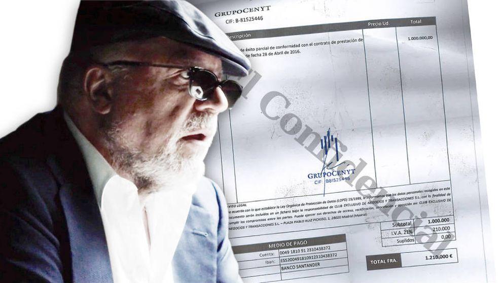 Las facturas de Villarejo: así cobró 7 millones por frustrar una extradición a Guatemala