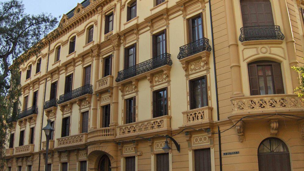 Foto: Palacio de la Tinta, Málaga, adquirido por Hotusa por 21 millones de euros. (Tyk/Wikipedia)