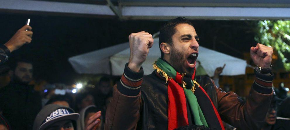 La 'Revolución' libia de Clemente, nuevo héroe nacional del país norteafricano