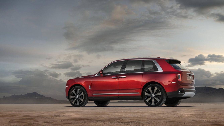 Rolls Royce también cae: se inventa el todocamino más lujoso (caro) de la historia
