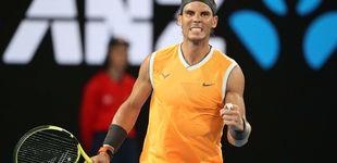 Post de Rafa Nadal en directo: sigue la final del Open de Australia contra Novak Djokovic