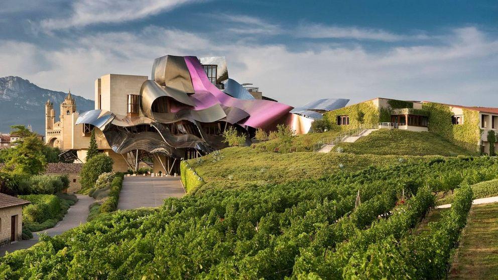 Elciego, mucho más que buen vino y el hotel vanguardista de Frank Gehry