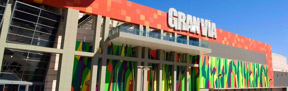 Foto: El centro comercial Gran Vía de Alicante es el decano de la región.