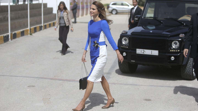 Rania, reína de Jordania (Reuters)