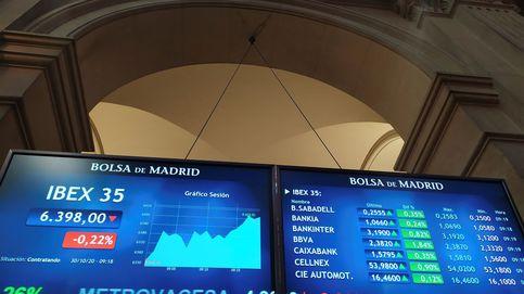 El Ibex titubea a la sorpresa del PIB en un escenario de alta volatilidad