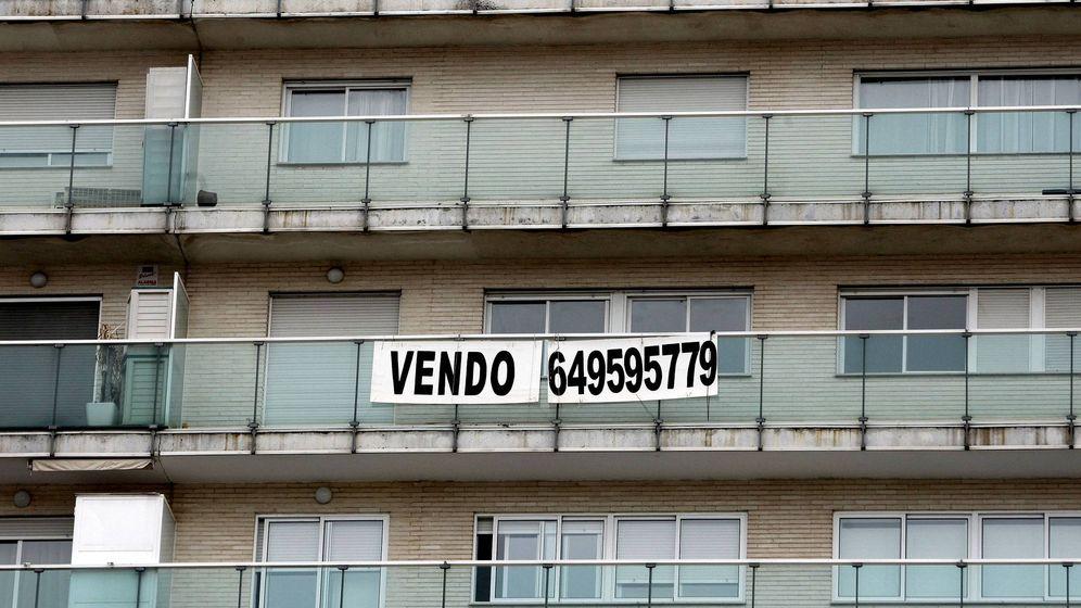 Foto: Venta de viviendas en España (Efe)