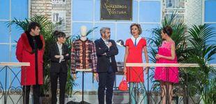 Post de Ágatha Ruiz de la Prada en 'Maestros':