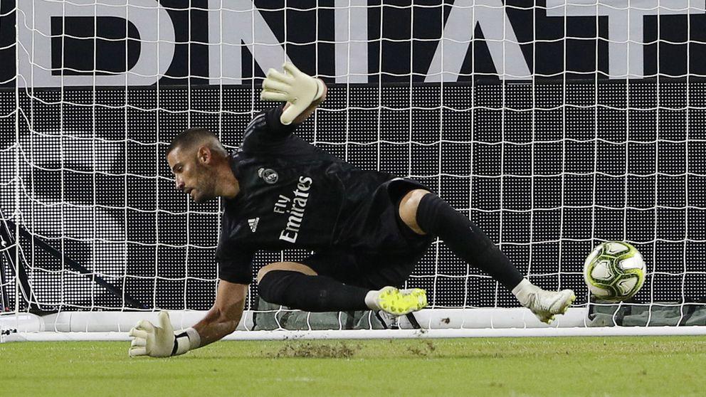 El 'regalo' del Real Madrid a Kiko Casilla valorado en 7 millones de euros