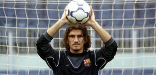 Post de Rustu Reçber, exportero del FC Barcelona, en estado crítico por coronavirus