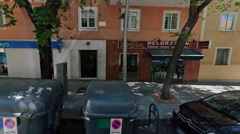 Hallado el cadáver de un hombre con golpes en la cabeza en una tienda de Madrid